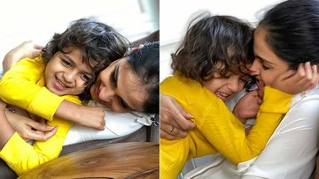 Genelia D'Souza Pens An Emotional And An Encouraging Post For Her Son Riaan On His 5th Birthday