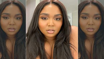 Rapper Lizzo Shows Off Her Thong At A Basketball Game; Invites Both Bouquets And Brickbats