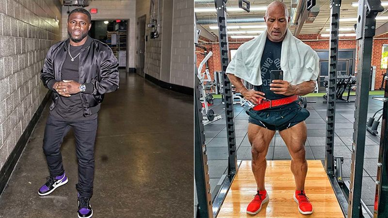 Jumanji The Next Level Dwayne Johnson And Kevin Hart