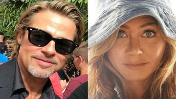 Jennifer Aniston Likes A Drool-Worthy Picture Of Ex-Husband Brad Pitt; Sends Their Fans In A Tizzy