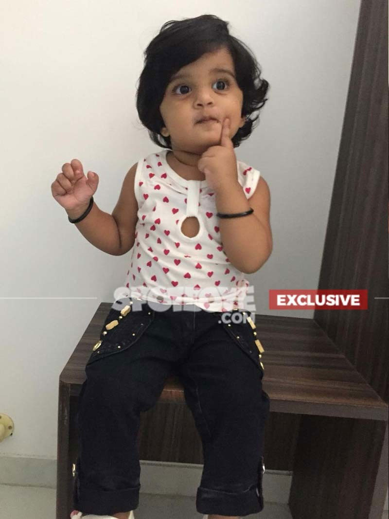 Pratish Vora Daughter