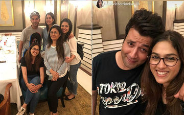 RoohiAfza: Rajkummar Rao-Janhvi Kapoor Wrap Agra Schedule; Duo Widely Smiles For A Pic