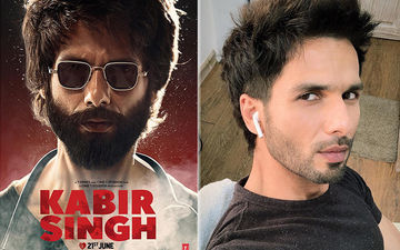Shahid Kapoor Finally Opens Up On Kabir Singh Facing Criticism; Bashes Critics And Movie Haters