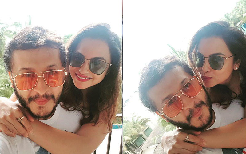"Sanjivani Actress Gurdip Punjj Celebrates Hubby Arjun Punjj's Birthday In Goa; Puts Up Adorable Message For Her ""Leoman"""