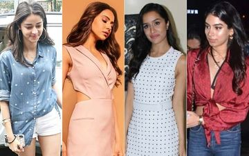 Sunday Style Game: Shraddha Kapoor, Ananya Panday, Rakul Preet Singh And Khushi Kapoor Set Fashion Goals Apt For This Rainy Season