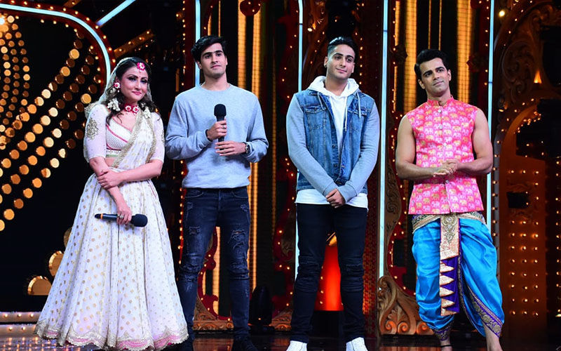 "Nach Baliye 9: Urvashi Dholakia's Sons Would ""Be Happy"" If Their Mother Mends Bridges With Ex-Flame Anuj Sachdev"