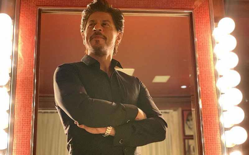 Shah Rukh Khan To Make A Bollywood Film On The Netflix Series' Money Heist?
