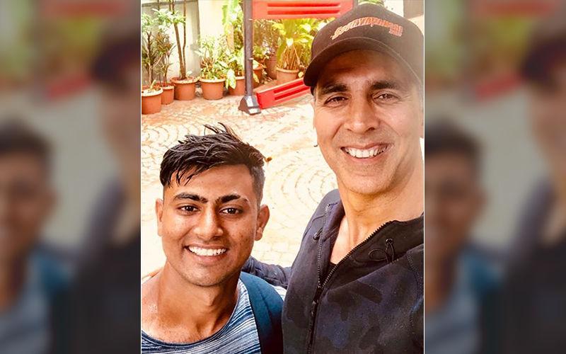 Akshay Kumar's Fan Walks For 18 Days, Covers 900 Km On Foot To Meet Him; Superstar Left Stumped