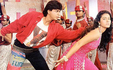 Shah Rukh Khan And Kajol's Throwback Picture Has Gauri Khan Written All Over It; Read To Know More
