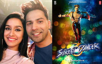 Varun Dhawan And Shraddha Kapoor's Street Dancer 3D Teaser To Be Unveiled On Diwali? Read Details