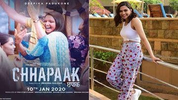 Deepika Padukone's Chhapaak Leaves Student Police Cadets Of Calicut Inspired