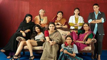 First Look Of Kajol's Debut Short Film Devi Gives More Power To Women In The Society