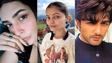 Bigg Boss 14 PROMO: Pavitra Punia-Rubina Dilaik Lock Horns, Nishant Singh Climbs A Tree To Earn Personal Belongings - WATCH