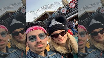 Joe Jonas Celebrates 3rd Engagement Anniversary With Sophie Turner, Posts A Loved-Up Selfie