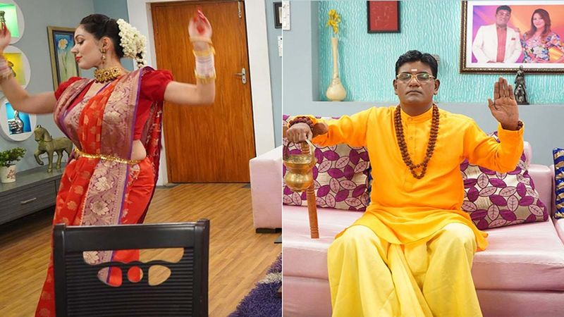 Taarak Mehta Ka Ooltah Chashmah: Find Out What Made Babita Turn Into Menaka In Front Of Her Husband Iyer
