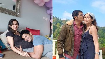 Karanvir Bohra Lovingly Rests His Head On His Wife Teejay Sidhu's Baby Bump, Cute Banter Follows On Social Media