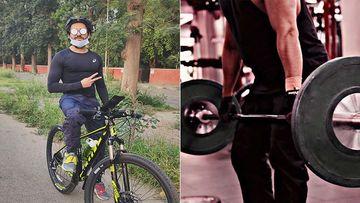 Ayushmann Khurrana Teases Followers As He Bulks Up For Kedarnath Director Abhishek Kapoor's Flick Where He Plays A Cross Functional Athlete