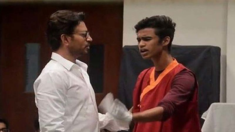 Irrfan Khan's Son Babil Hints At Making His Acting Debut Soon; Recalls The Time When The Late Actor Saw Him Perform For The First Time