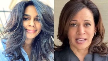 Mallika Sherawat Recalls The Time When Kamala Harris Made Her Feel 'At Ease' As She Felt 'Like A Fish Out Of Water' In Hollywood