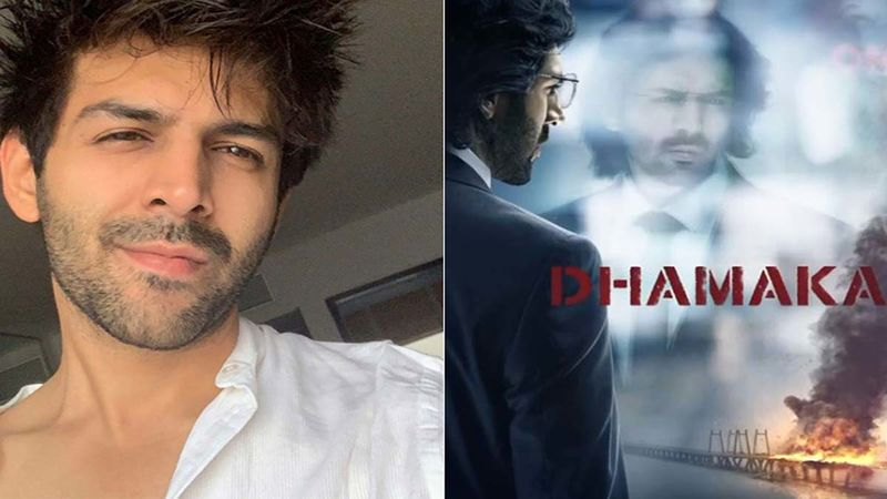 Dhamaka First Look: Kartik Aaryan Announces His Next Film On His Birthday; Shares Motion Poster Saying 'Dhamaka Hona Chahiye'