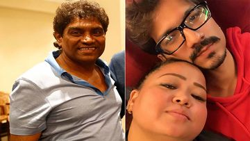 Johnny Lever Advises Bharti Singh And Haarsh Limbaachiyaa To 'Own Their Mistake And Quit Drugs'