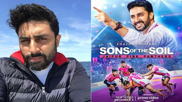 Read What Abhishek Bachchan Has To Say About His Team Jaipur Pink Panthers And Their Family After The Premiere Of Sons of The Soil