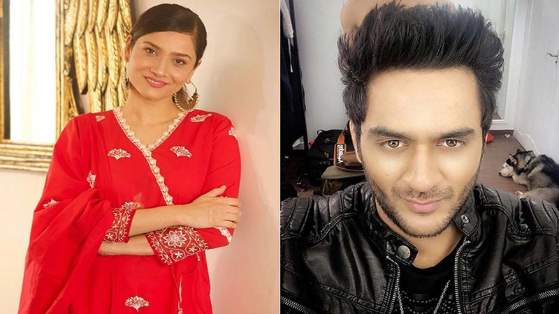 Bigg Boss 14: Ankita Lokhande Stands By BFF Vikas Gupta After He Is Evicted From The Show, Says, 'My Strong Boy, Keep It Up'