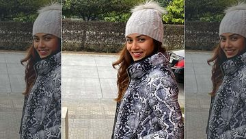 Shahid Kapoor's Wife Mira Rajput Is Decked Up For Winters, Drops A Stunning 'Warm Blooded' Picture Which Is Solid Fash-Goals