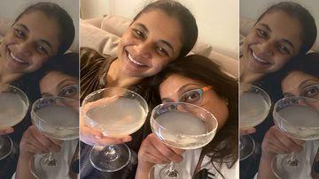 Shefali Shah BEGINS Celebrating Delhi Crime's Win At International Emmy Awards; Calls It The 'Very First Celebration'