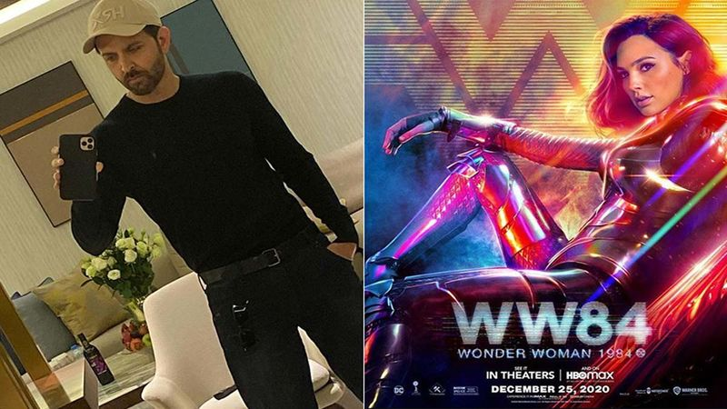 Hrithik Roshan Is Ecstatic As He Watches Gal Gadot's Wonder Woman 84 In Theatres With His Family; Follows All Safety Measures