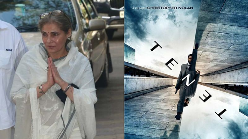 Christopher Nolan Dishes Out The Reason Why Dimple Kapadia Was Important In Tenet