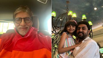 Amitabh Bachchan Puts Up A Riddle On Twitter; Abhishek Bachchan Feels Granddaughter Aaradhya Would Know The Answer