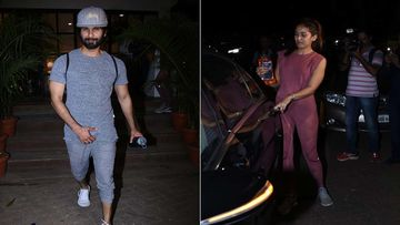 Did Shahid Kapoor - Mira Rajput Break The Rule By Hitting The Gym Amidst Coronavirus Scare? Trainer Comes To Their Rescue