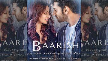 Bigg Boss 13 Fame Mahira Sharma And Paras Chhabra Look Scintillating Hot In The First Look Of  Baarish