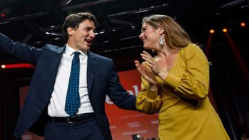 Canadian PM Justin Trudeau's Wife Sophie Gregoire Recovers From COVID-19