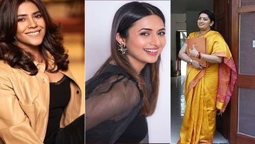 Divyanka Tripathi Accepts Ekta Kapoor's #SafeHandsChallenge; Further Nominates Smriti Irani