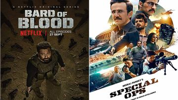 Binge Worthy Hindi Crime Dramas Web Show: Bard Of Blood, Special Ops, The Family Man, Tom Clancy's Jack Ryan - Just Binge On These