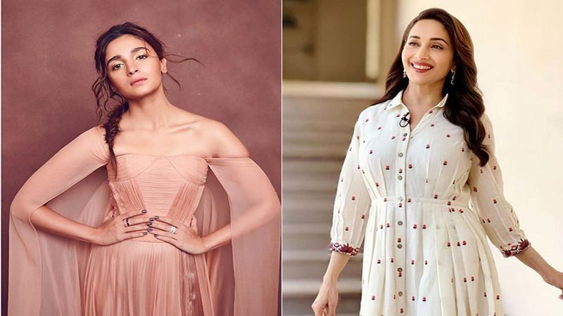 Alia Bhatt Supports Kalank Co-Star Madhuri Dixit's Online Dance Sessions, Urges People To #LearnAMove And #ShareAMove
