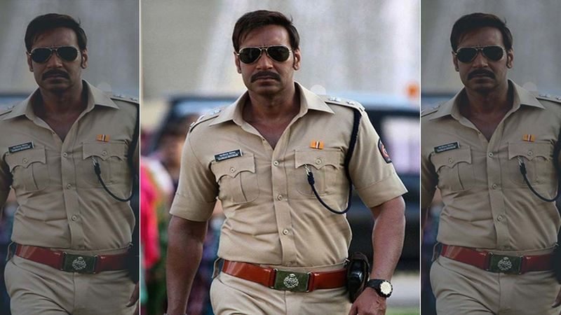 Singham Ajay Devgn Gets A Filmy Reply From Mumbai Police When The Actor Appreciated Their Hardwork