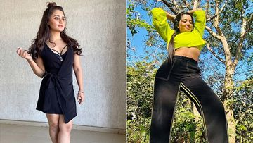 Bigg Boss 13's Rashami Desai And Monalisa Shake It To Shaggy's Banana; Whose TikTok Groove Got Your Eyes Poppin'?