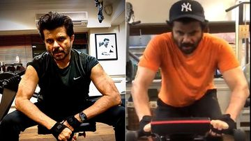 Anil Kapoor Confesses Committing A Crime And This Is How He Is Paying For It-Watch Video