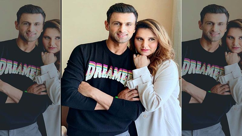 Sania Mirza And Shoaib Malik Pay Their Condolences To The Families Who Lost Their Close Ones In PIA Crash In Karachi