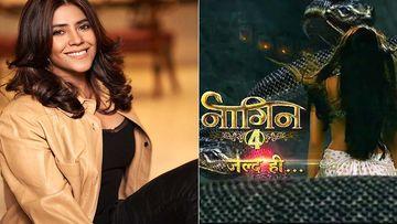 Ekta Kapoor Finally Gives An Update On Naagin 4 And Naagin 5 In Her Instagram Post- Watch Video