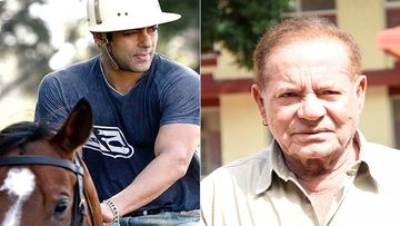 Salman Khan Once Revealed His Father Salim Khan Stood Outside The Classroom And Took Punishment On His Behalf