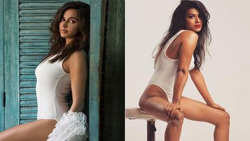 Shibani Dandekar Or Nia Sharma- Who Looked Hotter In The Sexy White Monokini?