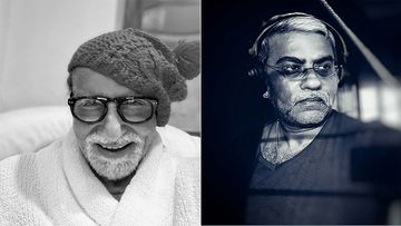 Amitabh Bachchan Wishes Luck To The Entire Team Of Marathi Movie Dokyala Shot; Gets Director Shivkumar Parthasarathy Bubbling With Joy