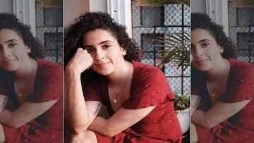 Sanya Malhotra Plays Kokila Modi From Saath Nibhaana Saathiya In Tiktok Video; Leaves Her Bollywood Friends In Splits