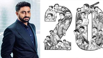 Abhishek Bachchan Completes 20 Years In Bollywood; Actor Says Journey Wouldn't Have Been Complete Without His Family