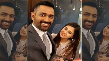 MS Dhoni's Fans Are Missing Him, Request His Wife Sakshi Singh To Share A Picture Of Their Star