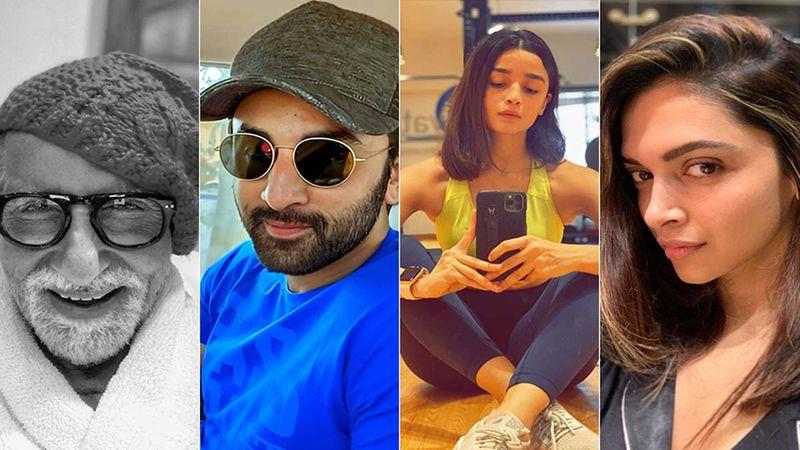 Amitabh Bachchan Drops A Gulabo Sitabo Tongue Twister; Challenges Ranbir Kapoor, Alia Bhatt, Deepika Padukone And More